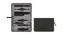 ZWILLING TWINOX M Reißverschluss Etui, 7-tlg.Manicure Nagelplfege Maniküre