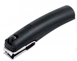 Zwilling Classic Inox  Nagelknipser 80 mm schwarz Material: Inox Edelstahl / Kunststoff